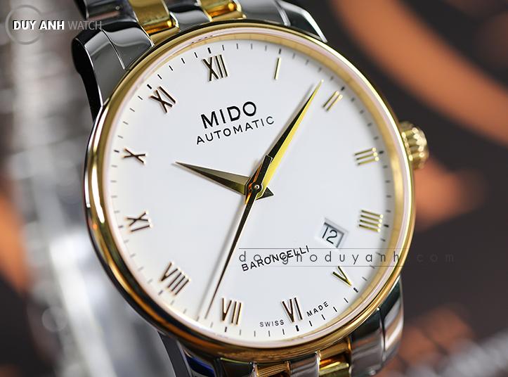 [Review - Đánh Giá] MIDO Baroncelli II M8600.9.26.1 – Thánh đường Nghệ thuật
